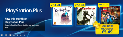 PlayStation Plus agosto