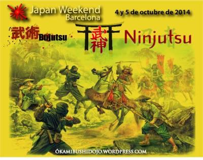 Okami Bushido Dojo en la VIII Japan Weekend de Barcelona
