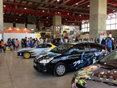 Itasha en la VIII Japan Weekend de Barcelona
