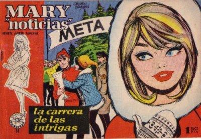 Mary Noticias | Chica Píxel